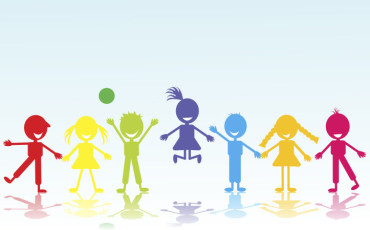 Tecknade barn
