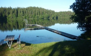 Badplats Visen