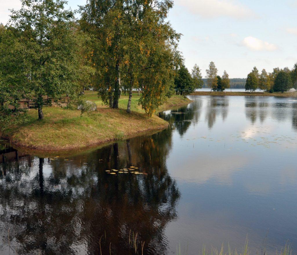 Dalstorpssjön i Dalstorp