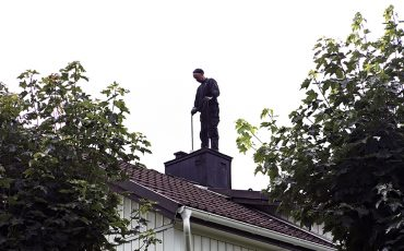 Sotare på taket