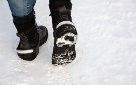 Halkskydd på skor