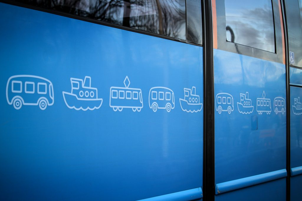 Västtrafikbuss