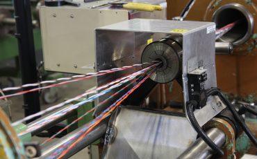 kablar under produktion