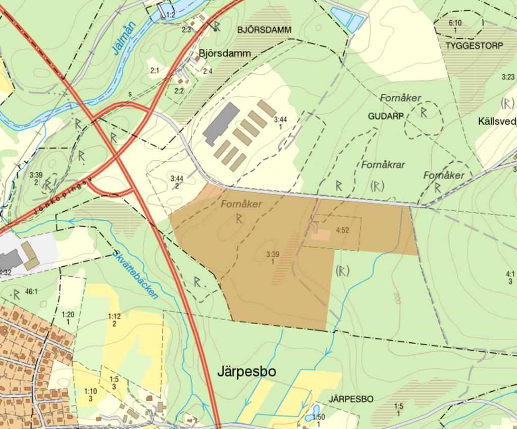 Nytt detaljplaneområde för Källsvedjans industriområde i Tranemo