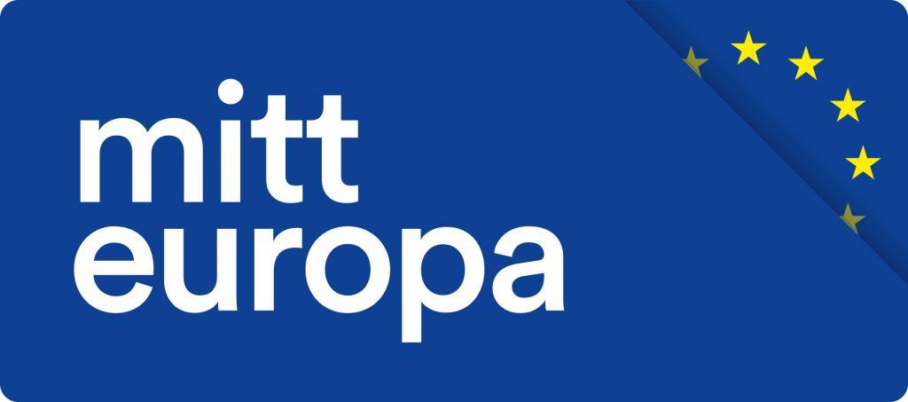Logotyp för mitt europa