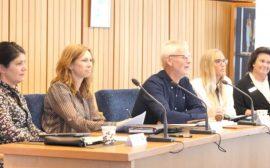 Kommunfullmäktiges presidie