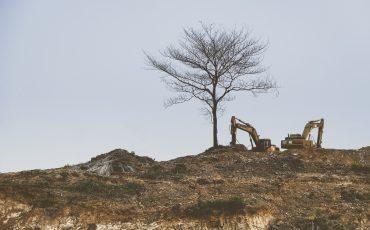 grävmaskiner