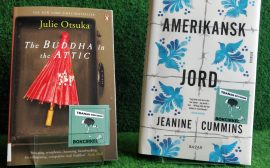 The Buddha in the Attic och Amerikansk jord